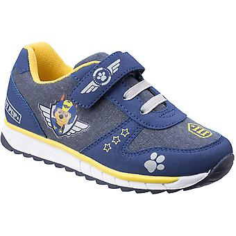 Leomil Boys & Girls Chase Lightweight Breathable Casual Trainers Shoes