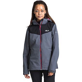 Trespass Womens/Ladies Audray Hooded Breathable Waterproof Jacket Coat