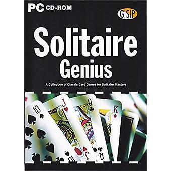 Solitär-Genie (Black Label) (PC)