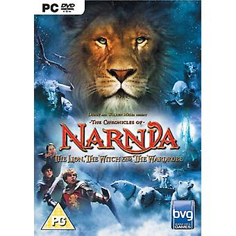 Berättelsen om Narnia Lejonet häxan garderoben (PC DVD)
