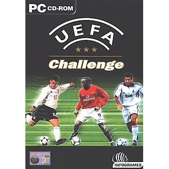 UEFA utmaning