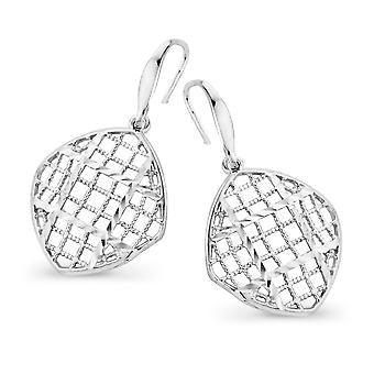 Orphelia Silver 925 Earring Oval  ZO-7190