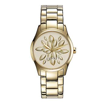 ESPRIT ladies watch wristwatch stainless steel gold ES108892003