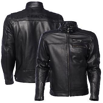 West Coast choppers mens leather jacket CFL riding