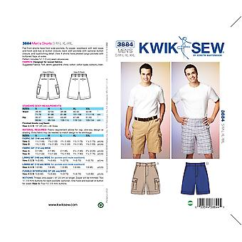 Shorts-S-M-L-XL-XXL -*SEWING PATTERN*