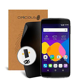 Celicious Privacy 2-Way Visual Black Out Screen Protector for Alcatel Onetouch IDOL 3 (5.5)