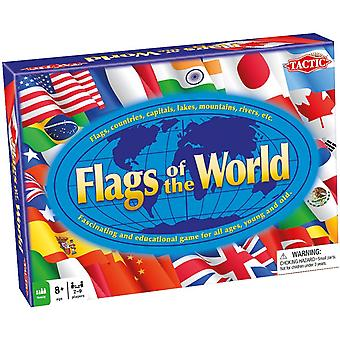 Tactic Flags Of The World Educational Game