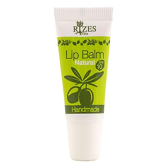 Lip balm with SPF and olive oil, without Vaseline 8gr