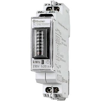 Finder 7E.12.8.230.0001 Electricity meter (AC) Mechanical 25 A MID-approved: No