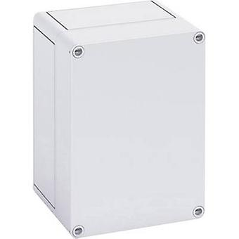Build-in casing 130 x 180 x 111 Polycarbonate (PC) Light grey S