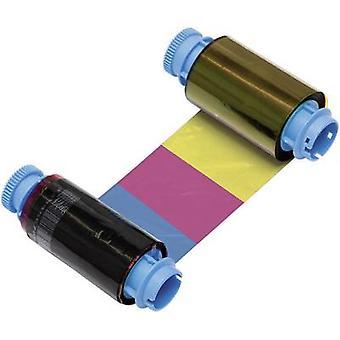 Metapace Thermal transfer roll (drukarki etykiet) oryginalny czarny, Cyan, Magenta, żółty 1 rolki YMCKO C-1 fbmpc1-1