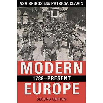 Modern Europe 1789Present by Clavin & Patricia