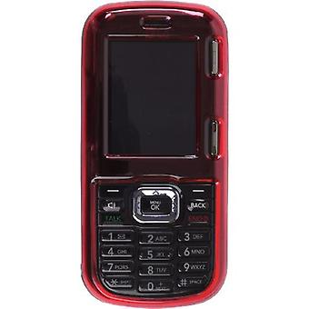 Wireless Solutions Snap On Case for LG LX265 Rumor 2 (Red)