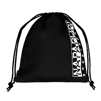 Napapijri happy gym bag backpack leisure shoulder bag gym bag black 7407