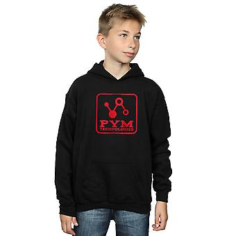Marvel Boys Ant-Man And The Wasp Pym Technologies Hoodie