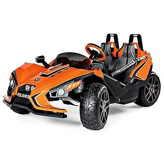 Children's Electric Car Polaris Slingshot 12V 2 Seater Battery Powered - Peg