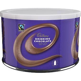 Cadbury trinken heiße Schokolade
