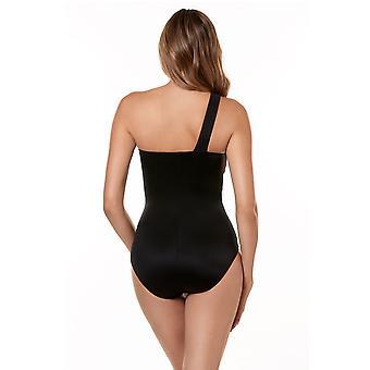 Spectres Matrix noir Miraclesuit 6516678 féminin armature façonnage maillot de bain