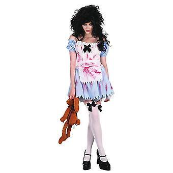 Zombie Girl.