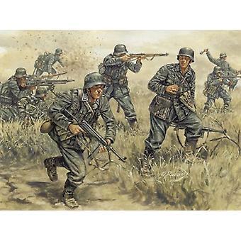 Italeri 1:72 Duitse infanterie