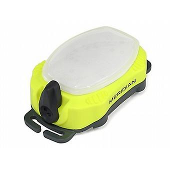 Princeton Tec Meridian LED Emergency Strobe / Locator Light (Neon Yellow)