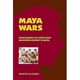 Maya Wars: Conti etnografici da Ottocento Yucatan