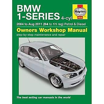 BMW 1-Series 4-Cylinder Petrol & Diesel 04-11