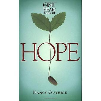 Das Buch ein Jahr der Hoffnung (einjährige Bücher)