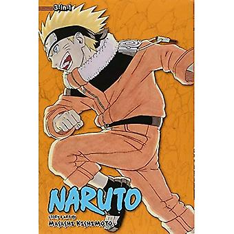 Naruto (3-In-1 Ausgabe), Bd. 6