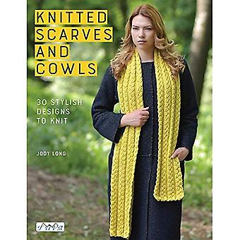Knitted Scarves & Cowls