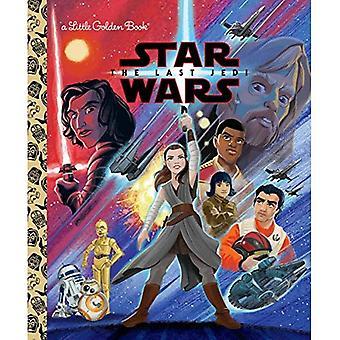 Star Wars: Den sista Jedi (Star Wars) (liten gyllene bok)