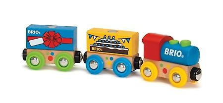 BRIO Birthday Train 33818