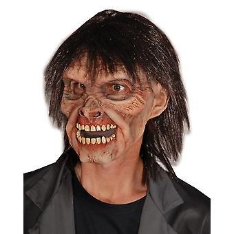 Mr Living Dead Latex Mask For Halloween