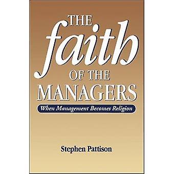 Fe de la gestión de los administradores cuando se convierte en religión por Pattison y Stephen