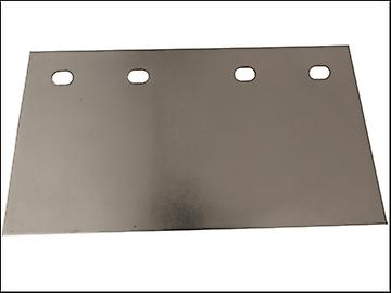 Roughneck Floor Scraper Blade 200mm (8in) Stainless Steel