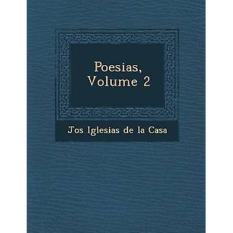 Poesias Band 2 von Jos