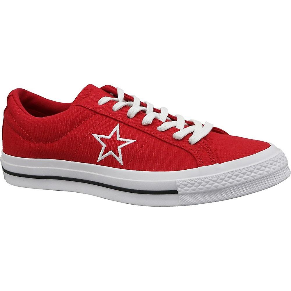 Converse One Star OX 163378C universal all year men shoes