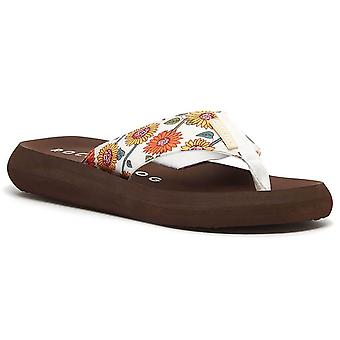 Womens Rocket Dog Spotlight Wini Lightweight Beach Toe Post Flip Flops