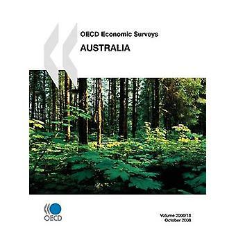 OECD økonomisk undersøkelser Australia 2008 av OECD publisering