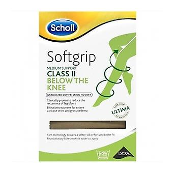 Scholl Softgrip C2 Knee Nat Sml