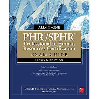 PHR/SPHR Professional in Human Resources Certification All-in-One Exam Guide, Second Edition