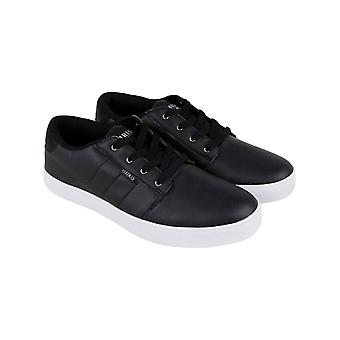 Osiris Black-White Mesa Shoe