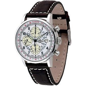 Zeno-watch mens watch Telemeter Chrono limited edition 6069TVD-c2
