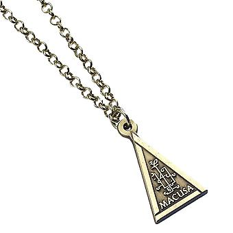 Fantastic Beasts and Where to Find Them MACUSA Necklace