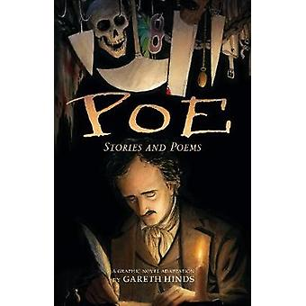 Poe - Stories and Poems - A Graphic Novel Adaptation by Gareth Hinds -