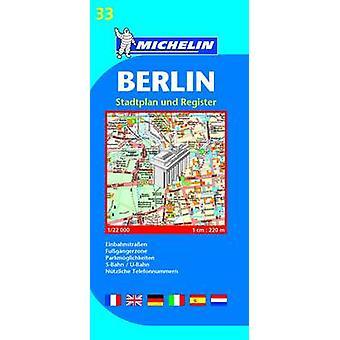 Berlin Plan - 9782067116764 Book