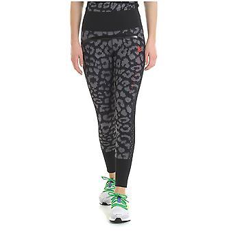 Adidas By Stella Mccartney Leopard Nylon Leggings