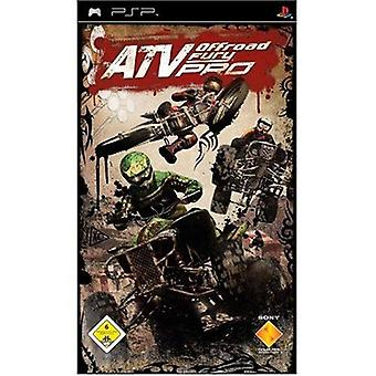 ATV Offroad Fury Pro PSP Game