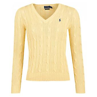 Polo Ralph Lauren Polo Ralph Lauren Cable V-neck Jumper