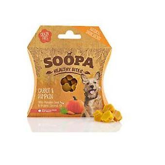 Soopa Carrot & Pumpkin Healthy Dog Bites